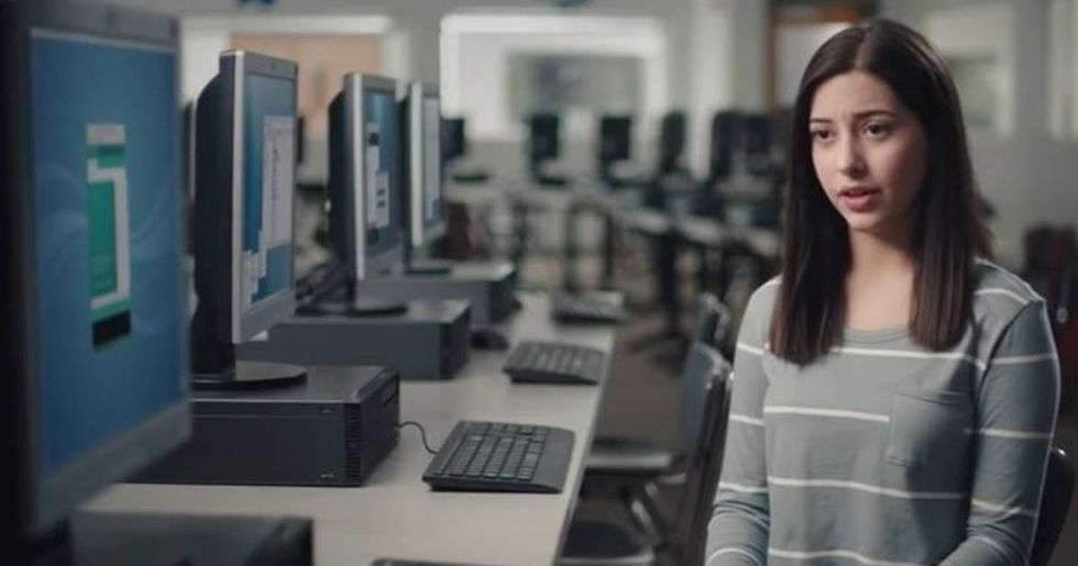 Girls Who Code's New Campaign Promotes Gender Equality In The Tech World