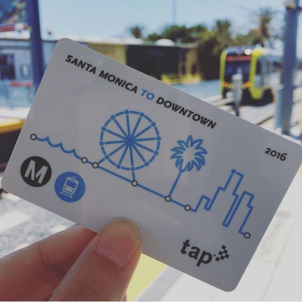 Why We Love L.A.'s New Train to Santa Monica