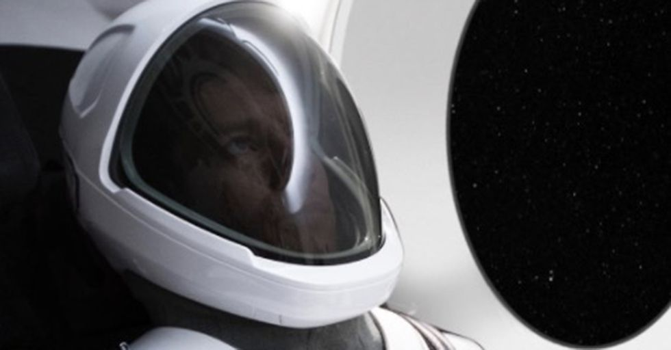 SpaceX Founder Elon Musk Unveiled The Company's New Suits, But That Wasn't The Biggest Surprise