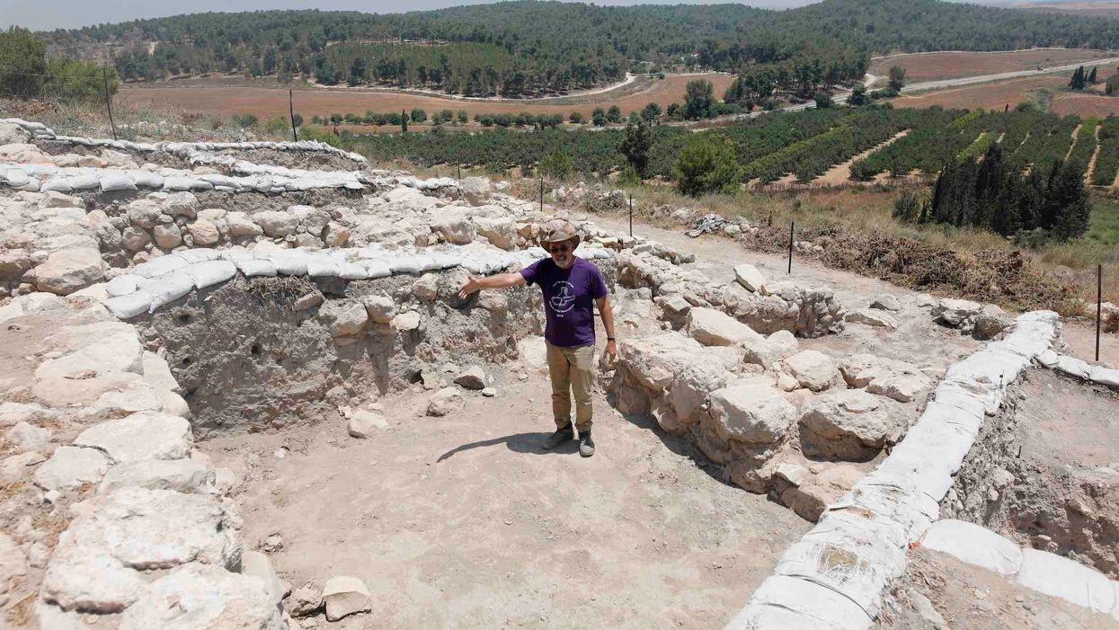 Archaeologists find lost biblical city connected to King David — and it backs up Scripture