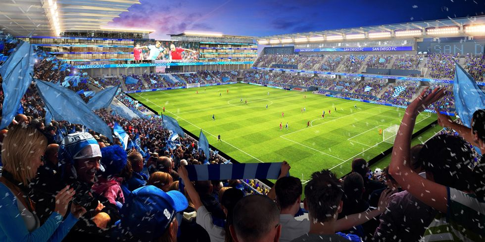 San Diego Will Get To Vote On Whether It Wants A New Stadium