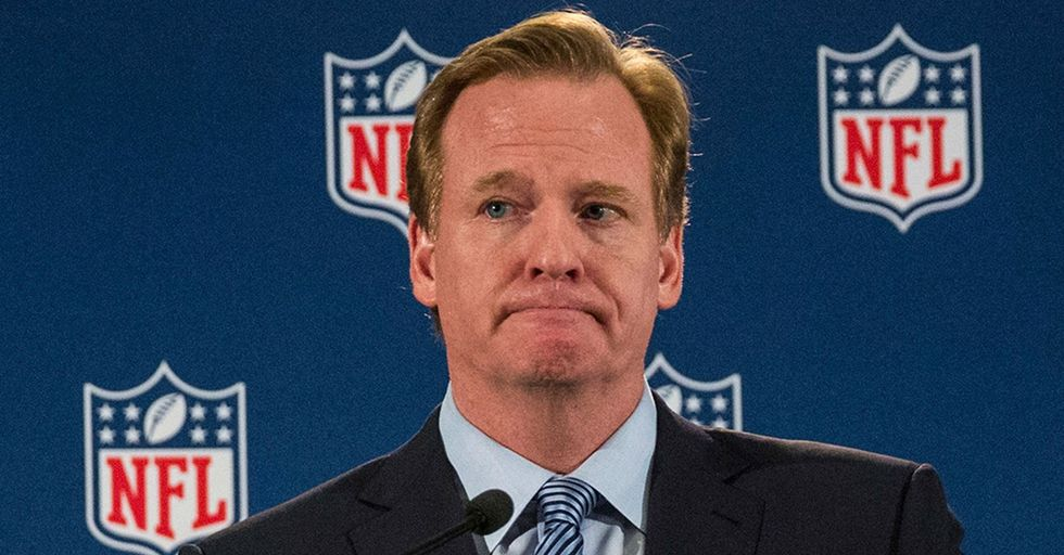 Roger Goodell Admits That Longer NFL Games May Be Hurting Ratings, Discusses Big Changes