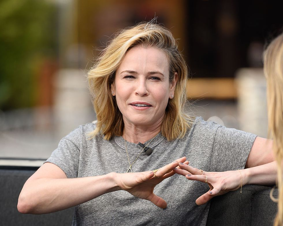 Chelsea Handler Admits Something Most Women Are Afraid To