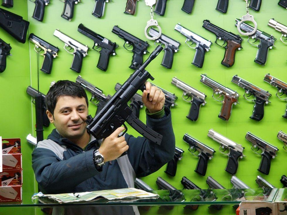 Wait, What? Report Says American Gun Ownership At 40 Year Low