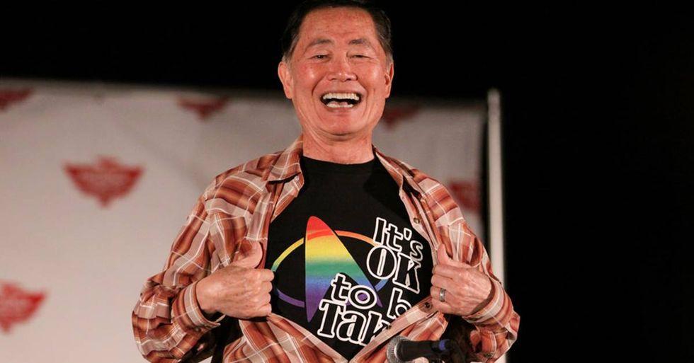 George Takei Doesn't Like Sulu Being Gay In 'Star Trek Beyond'