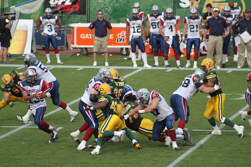 Canadian Football League Eliminates Full-Contact Practices To Combat Concussions