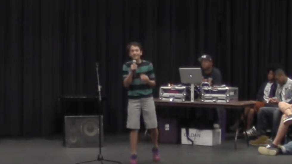 This 14-Year-Old's Explanation Of White Privilege Is Chilling