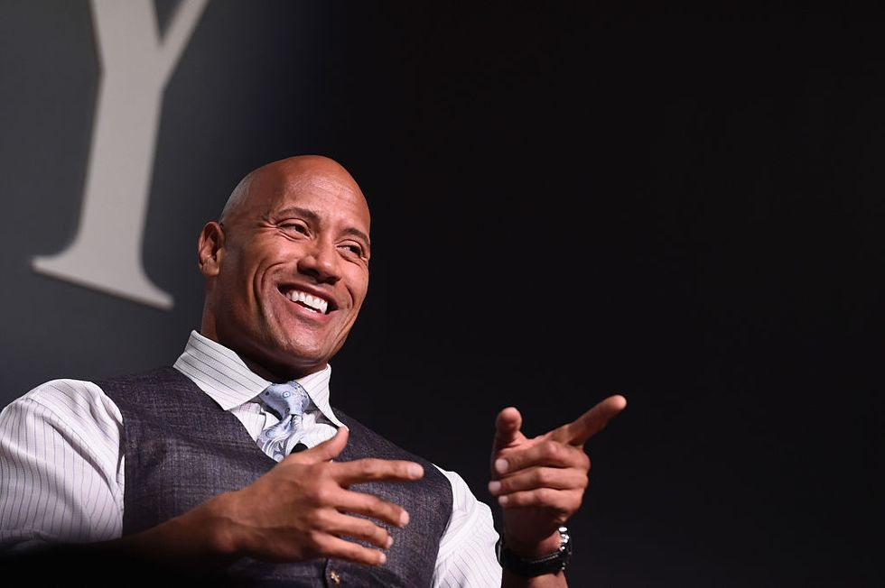 The Rock's Inspiring Message Shows Why He's Now The World's Highest Paid Actor