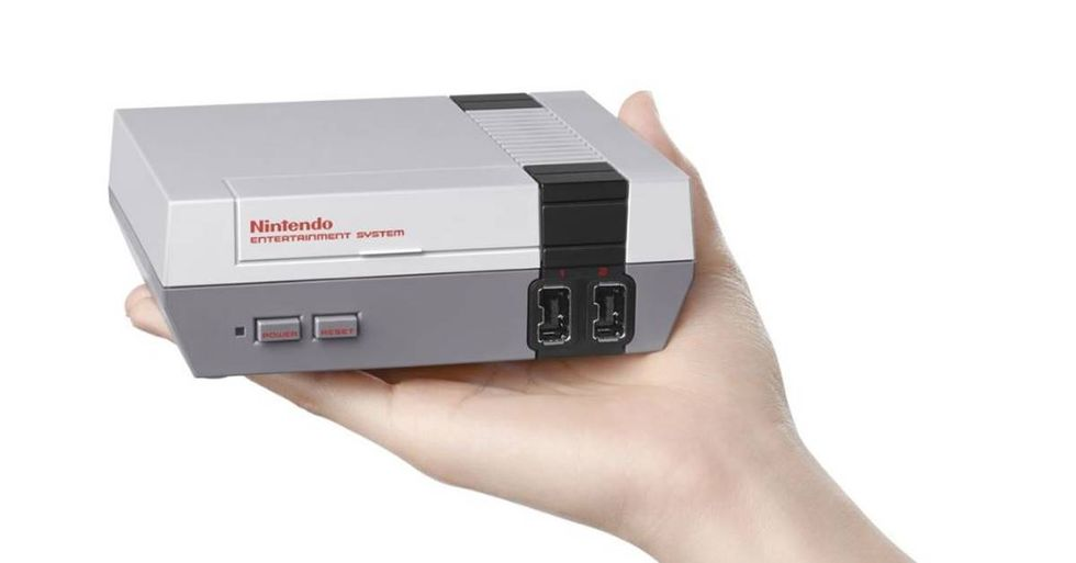 Nintendo Set To Relaunch Its Classic NES System