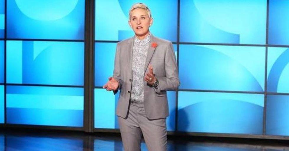 Ellen DeGeneres Speaks Out About Mississippi's Anti-LGBT Law