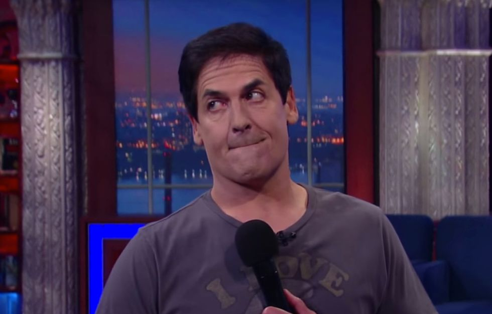 In Trump's Perfect World, He Would Actually Lose The Election, According To Mark Cuban