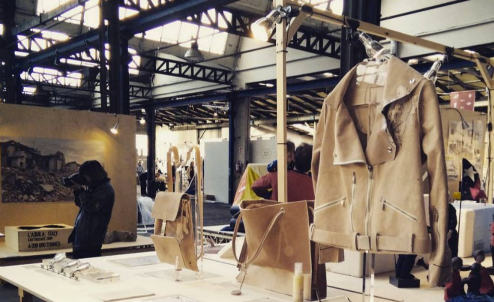 You Can Soon Wear A Leather Jacket Made From Alexander McQueen's Skin