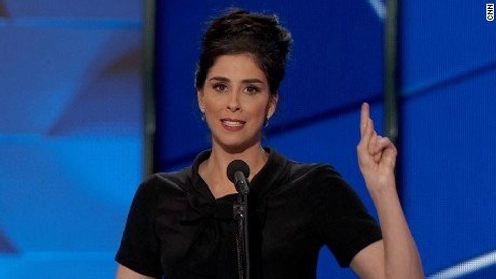 Sarah Silverman Compelled Bernie Supporters To Vote For Hillary In One Short Sentence