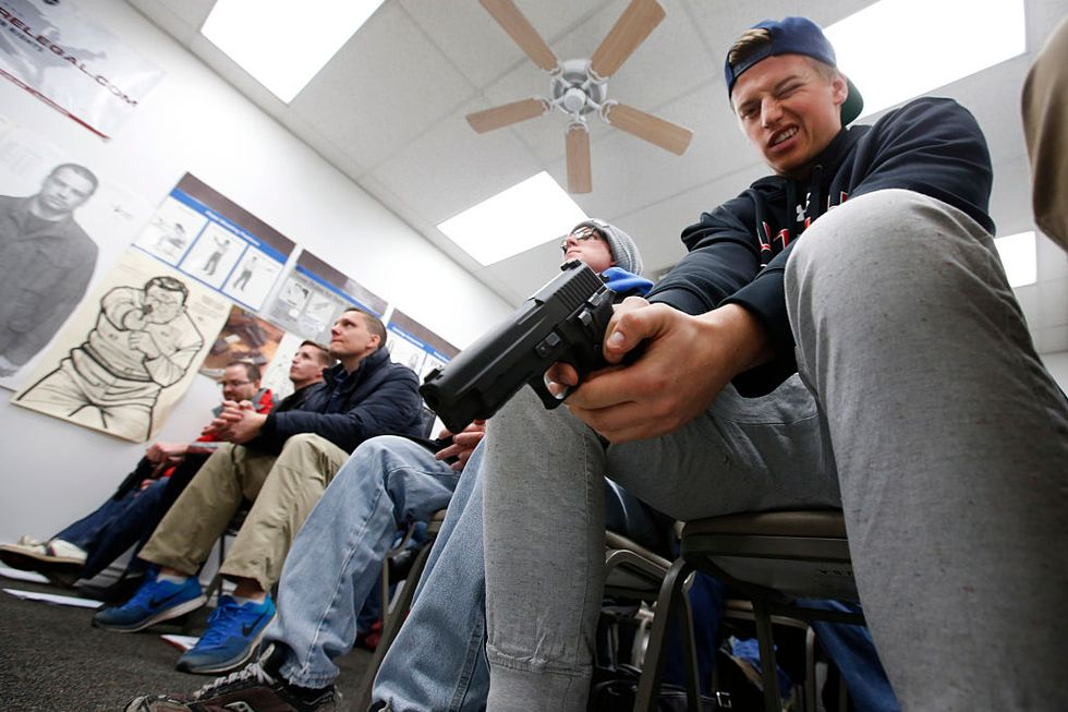 Texas Students Can Now Carry Guns To Class