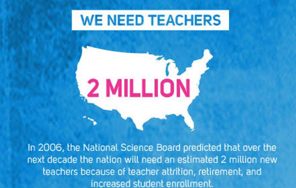 Teachers Get Some Much Needed Love