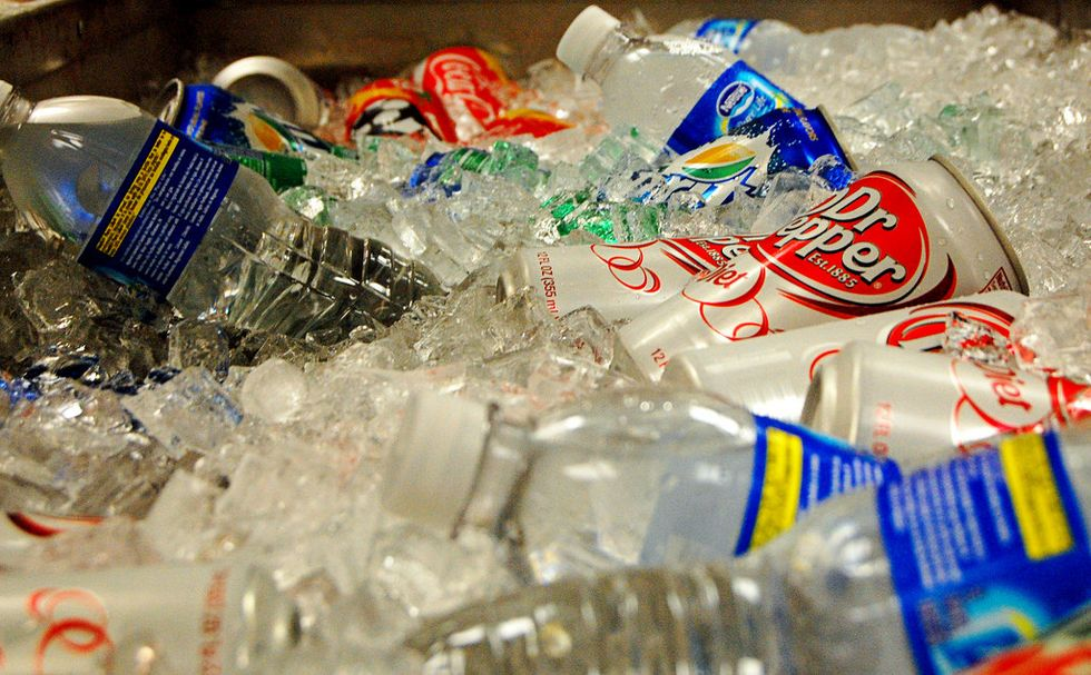 In Major First, Americans Will Drink More Water Than Soda In 2016, But Are We Healthier?