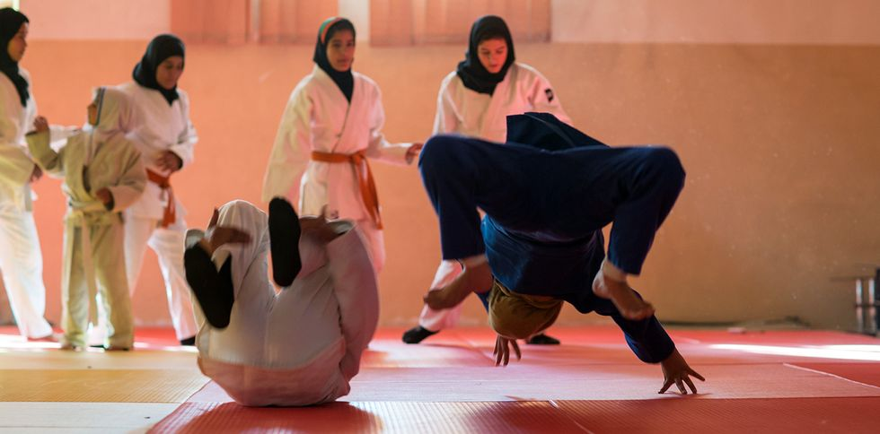 Fall Of Taliban Finally Gave Kids A Chance In This Sport