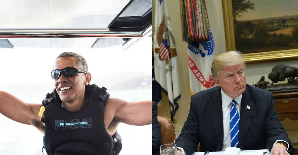 Twitter Had A Lot Of Fun Making Colorful Comparisons Between Obamacare And The GOP Replacement