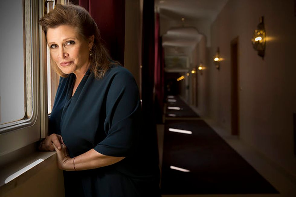 Carrie Fisher Was More Than Your Favorite Princess