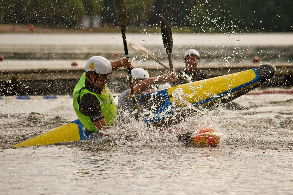 Inside The Hardcore, Full-Contact Sport Played Entirely In Boats