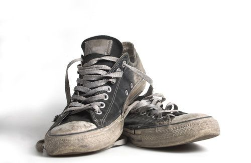 Image result for worn out shoes