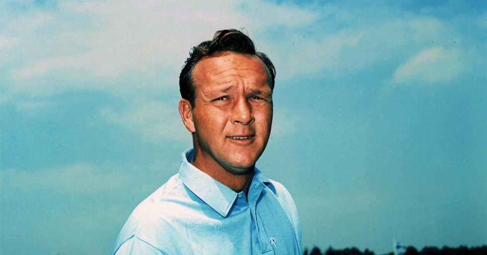 How Arnold Palmer Became More Famous For His Namesake Drink Than He Did For Playing Golf