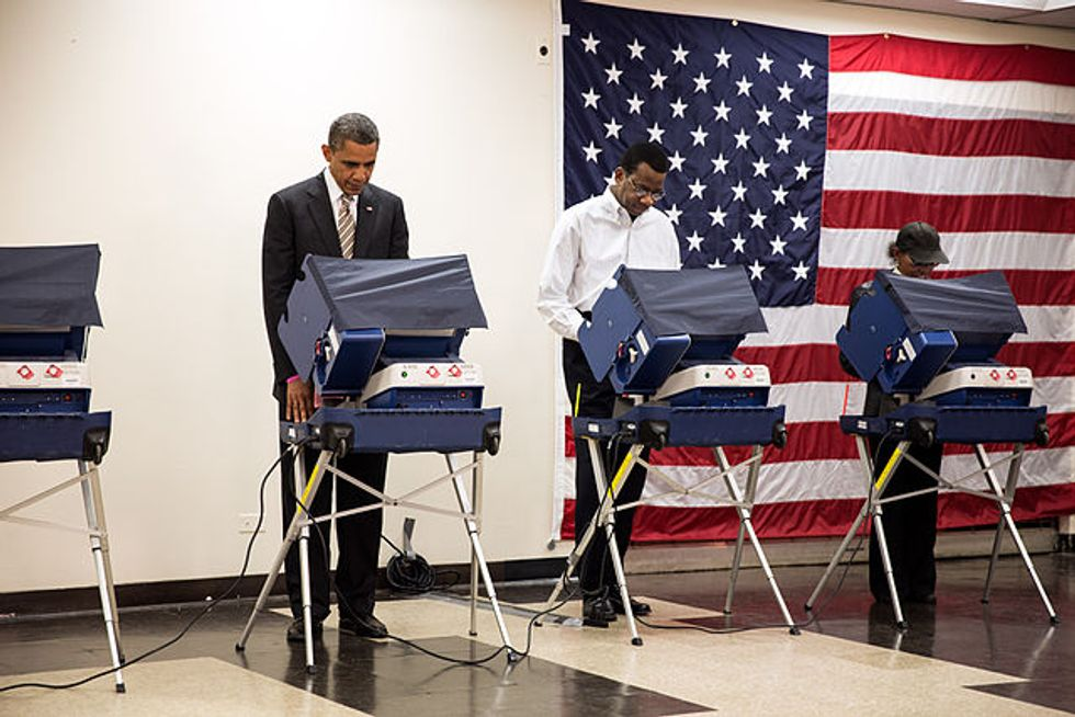The Case For A New National Holiday: Election Day