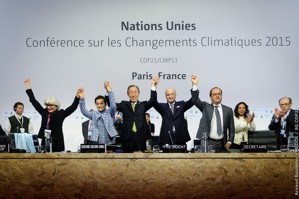 The Paris Climate Agreement Fixed Climate Change, Right? Not So Fast...