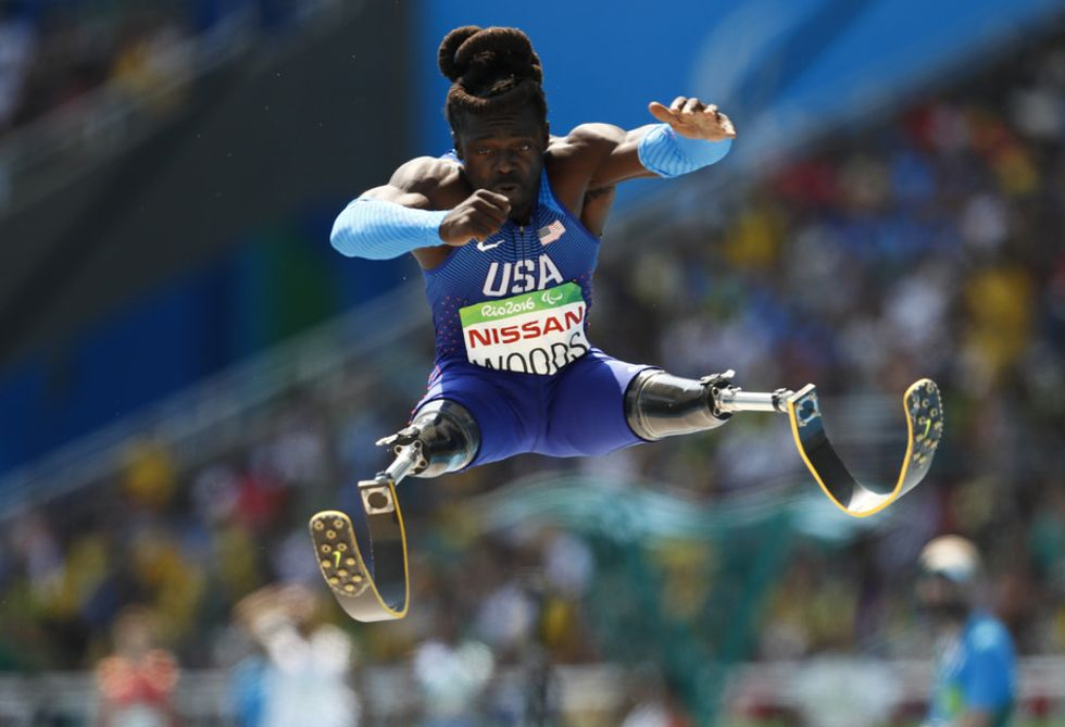 Even In Paralympics, Odds Are Stacked Against Athletes From Poorer Countries