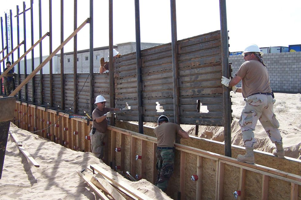 The Amount Of Money It Will Take To Build Trump's Border Wall Keeps Rising
