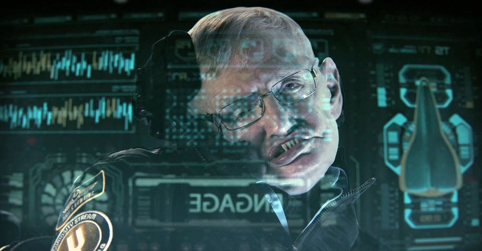 Stephen Hawking Warns To Be Careful What We Wish For In The Search For Alien Life