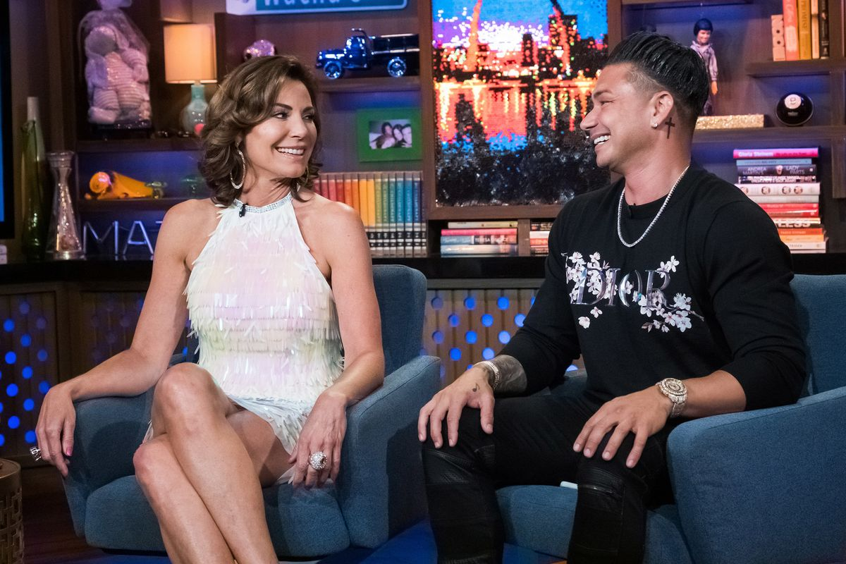 Luann de Lesseps, DJ Pauly D Are Making Music Together