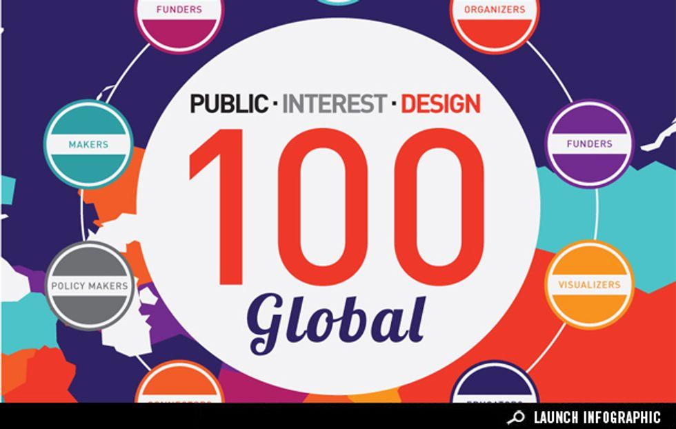 The Global Public Interest Design 100