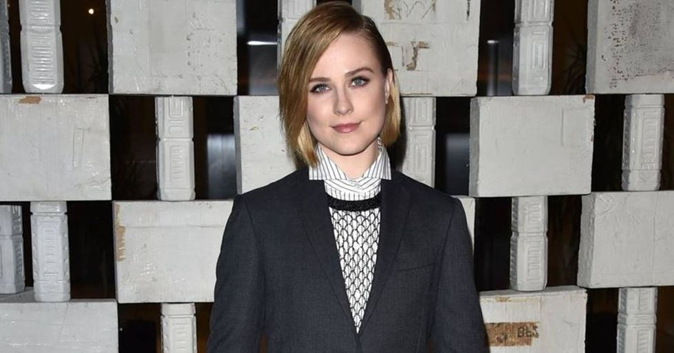 Evan Rachel Wood Goes Public With Her Sexual Assault Story