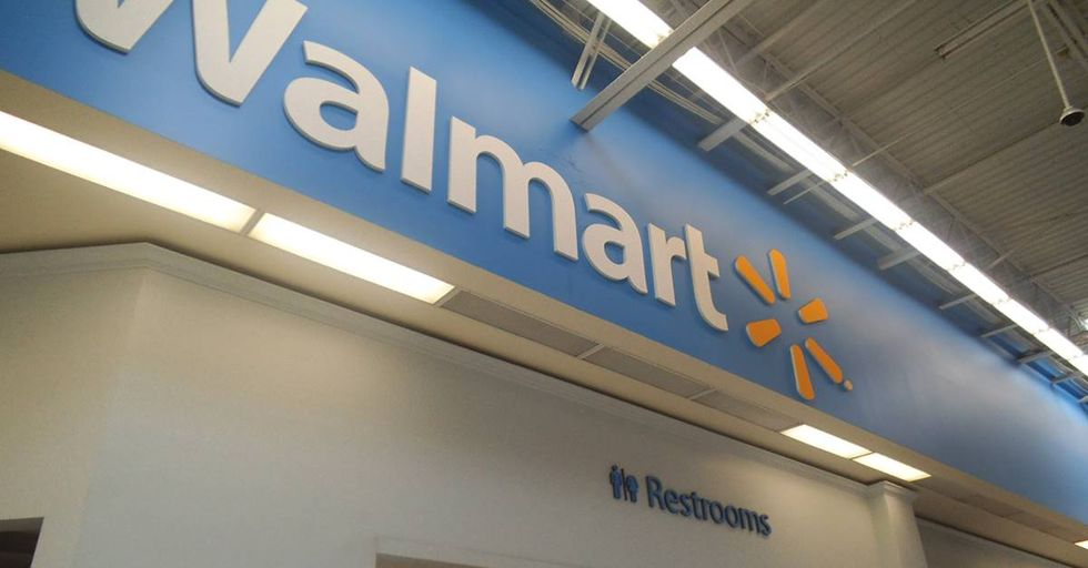 Cisgendered Woman Confronted In Walmart Bathroom For Being Transexual