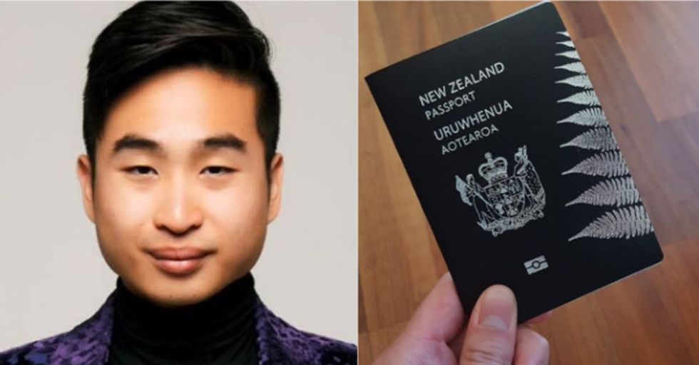 Here's The Ridiculous, Racist Reason This Man's Passport Photo Was Rejected