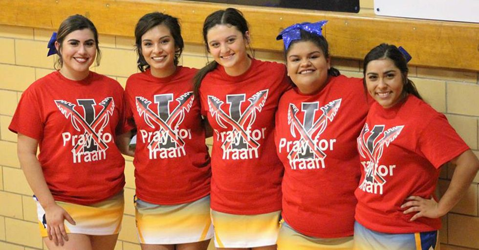 A Deadly Bus Accident Leads Hundreds Of Cheerleaders To Band Together In Support Of Rival School