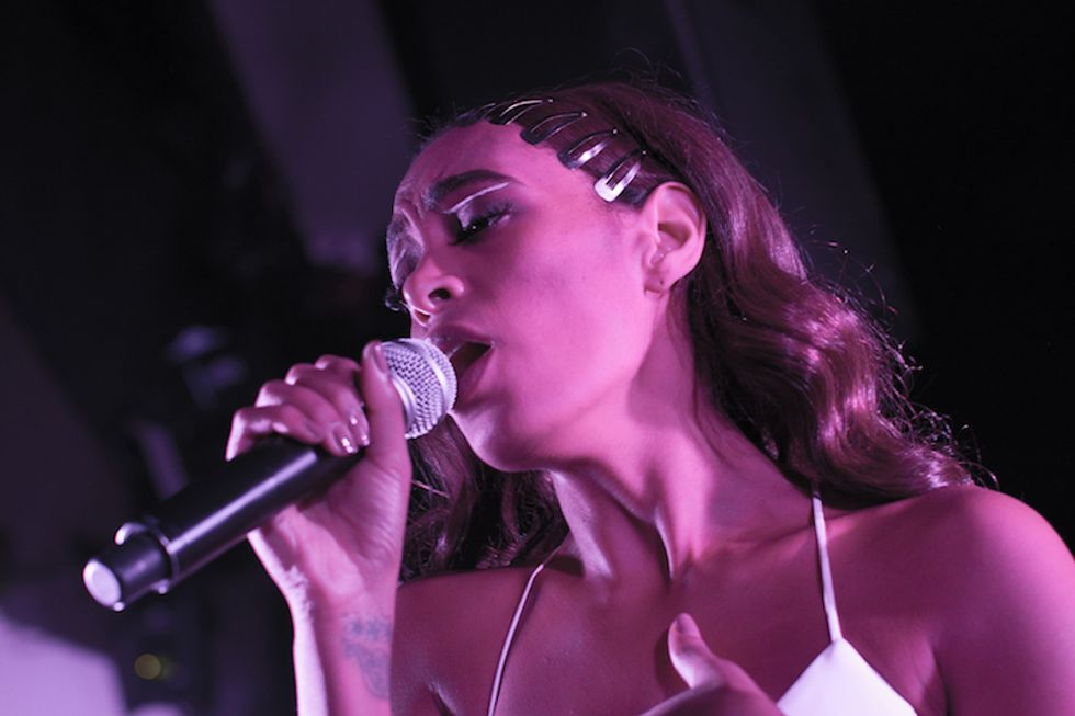"""GOODFest: Watch Solange Perform """"Rise"""" And More"""