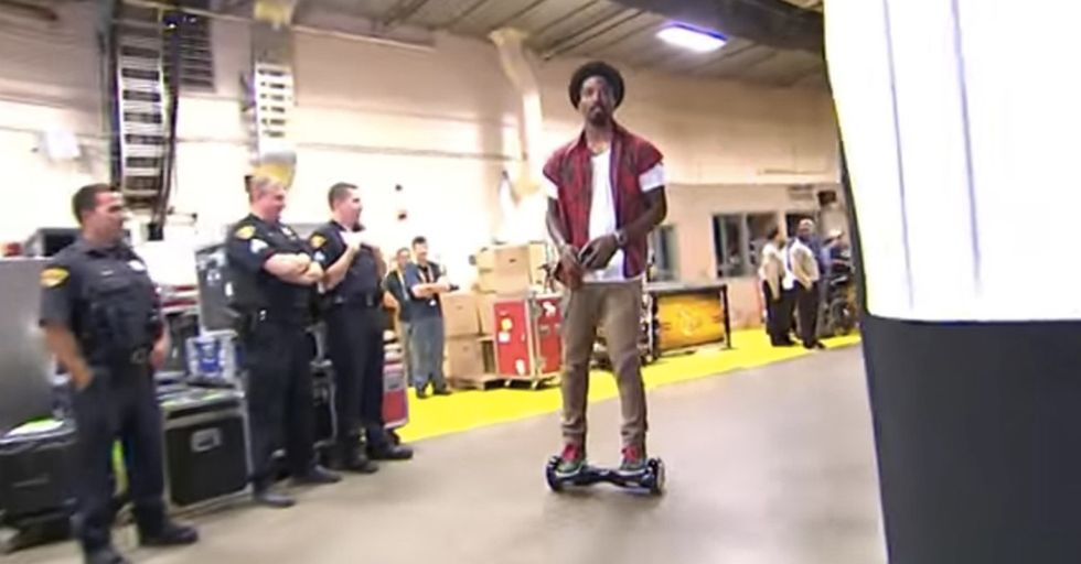 New NBA Contract Will Get Players Rich, But Forces Them To Give Up Hoverboards, Trampolines, And Fireworks