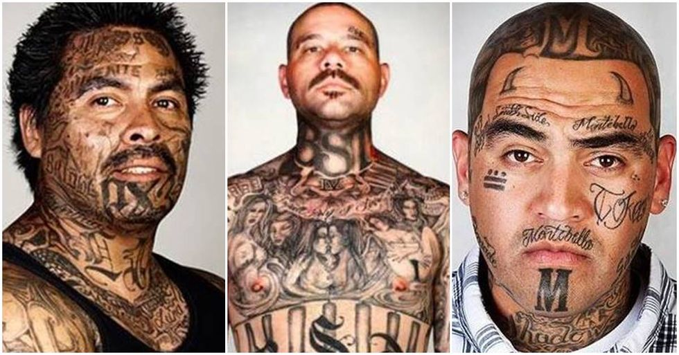 Photographer Digitally Removes Tattoos From Portraits Of Ex-Gang Members