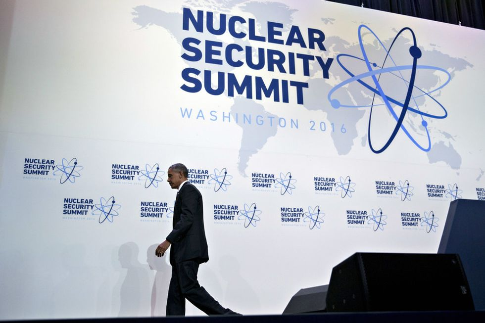Insight Into Trump's Dangerous Nuclear Arms Race