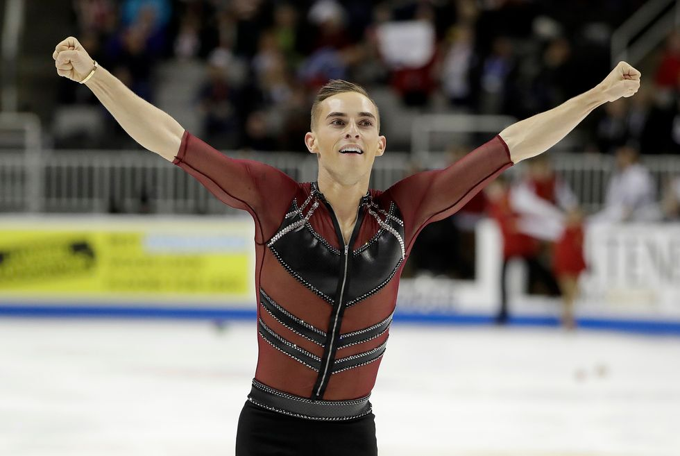Gay Olympian Adam Rippon Slams Inclusion Of Mike Pence On U.S. Delegation