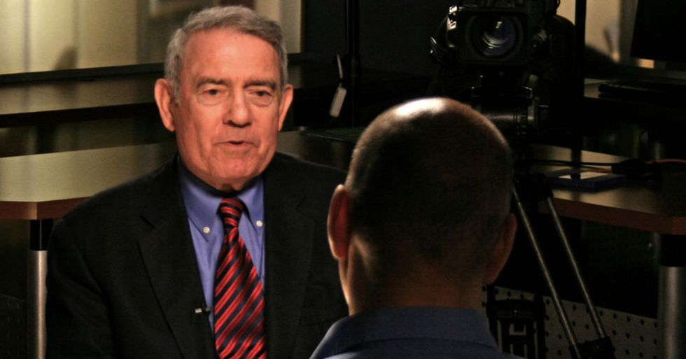 Dan Rather Has A Message For Journalists Normalizing Trump's Lies