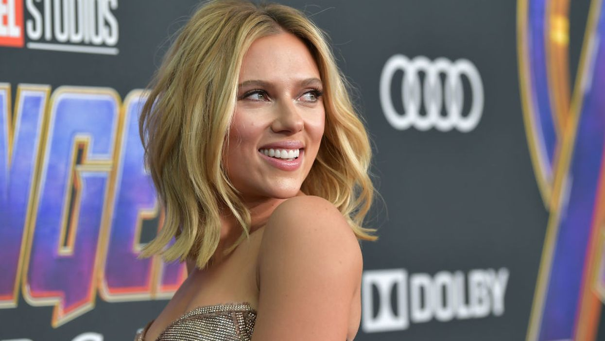 Scarlett Johansson speaks truth about Hollywood PC culture, triggers liberals in process
