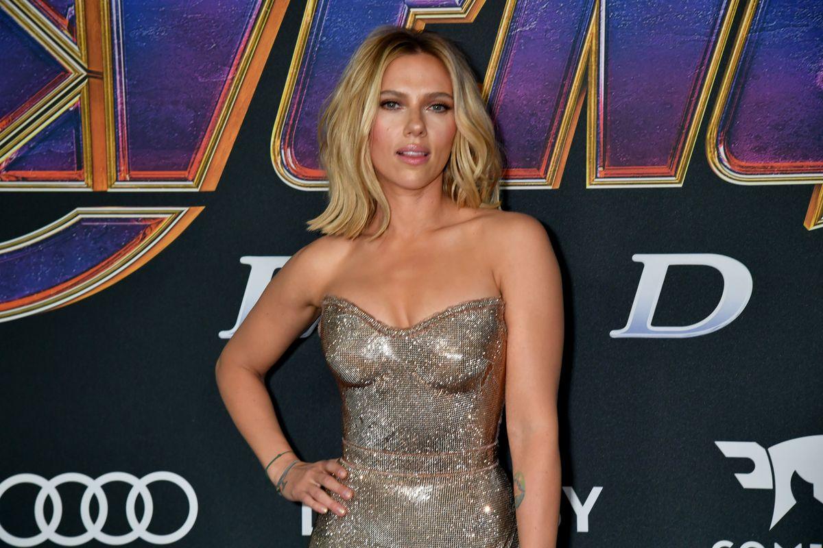 Scarlett Johansson: My Quote Was Edited for 'Clickbait'