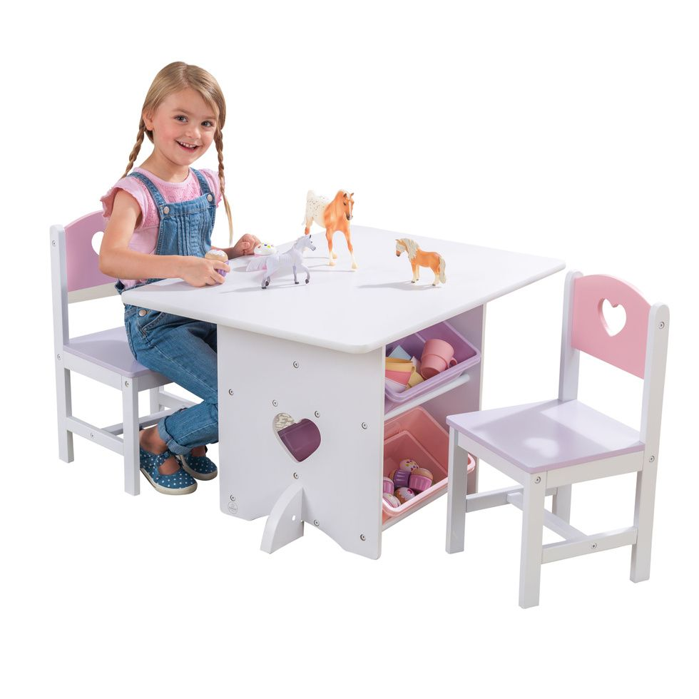 kidkraft table and chairs for kids