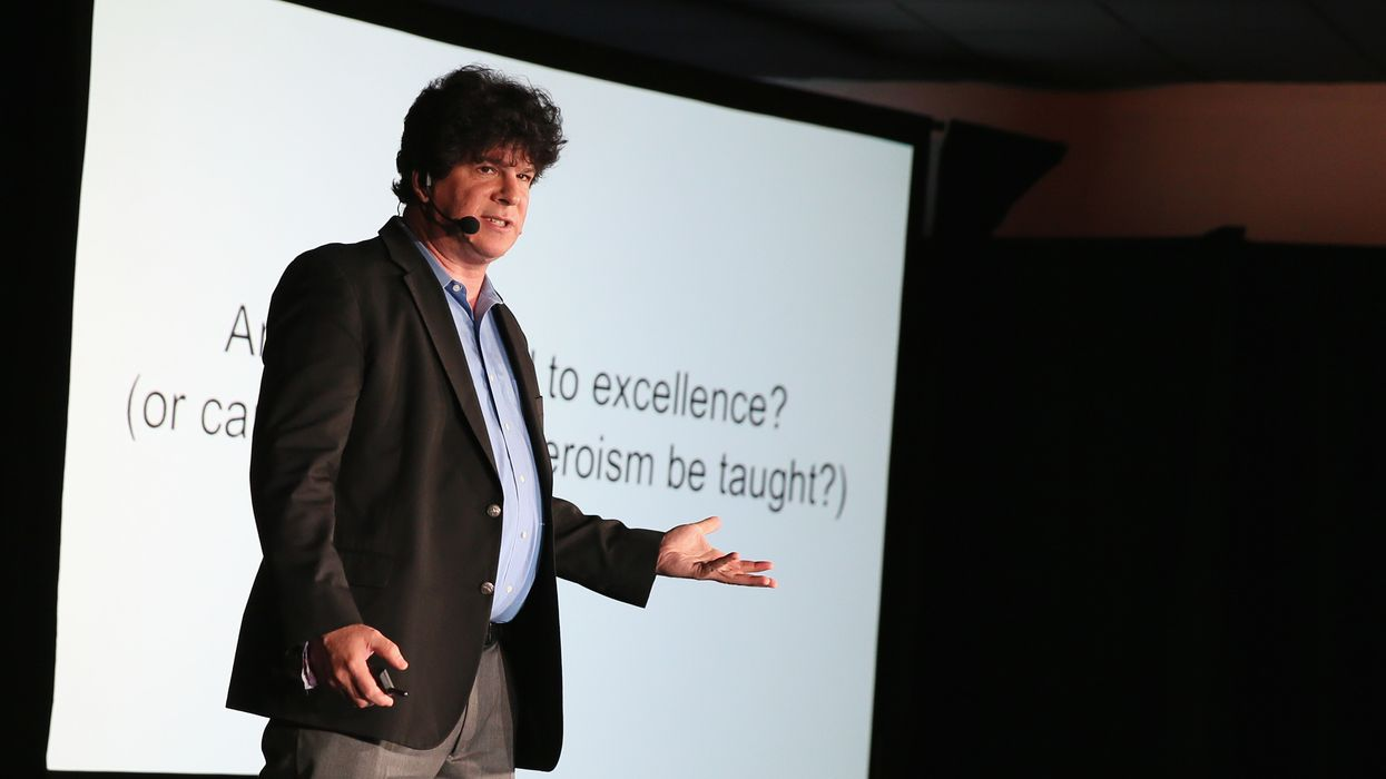 Mathematician Eric Weinstein launches a new podcast, 'The Portal'