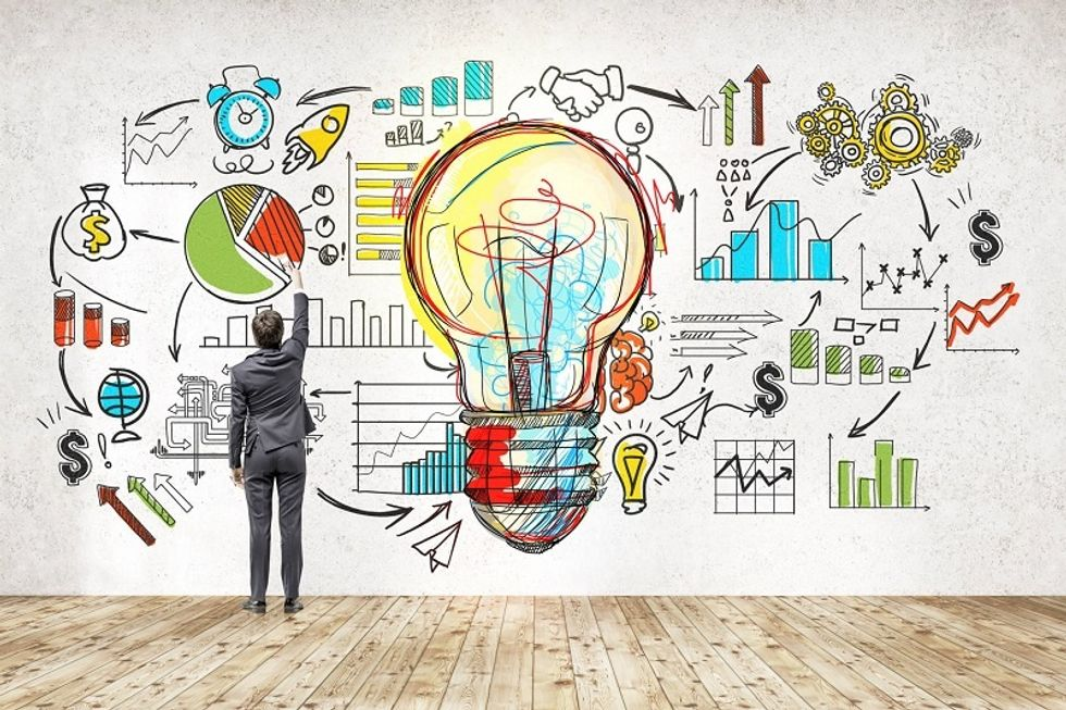 Learn these five steps to patent a product