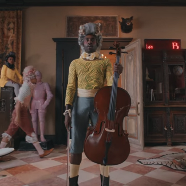 Blood Orange's 'Benzo' Video Is a Black, Queer Party at Versaille