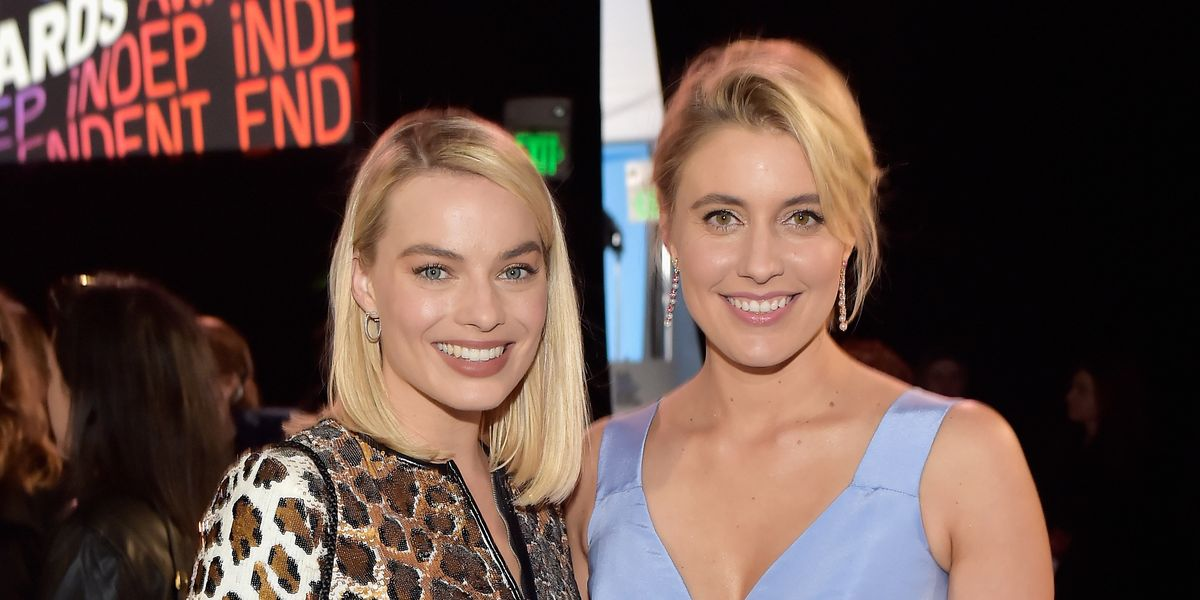 Greta Gerwig Is Writing the Barbie Movie for Margot Robbie
